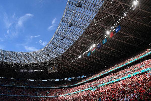 C'est à la Puskas Arena de Budapest que les neufs supporters vosgiens auraient contracté le variant delta.