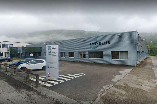LMT Belin est situé à Lavancia-Epercy, à la frontière entre le Jura et l'Ain.
