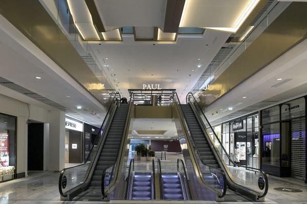 Fermeture des centres commerciaux : on fait le point dans la Métropole de Lyon (archives centre commercial Part-Dieu)