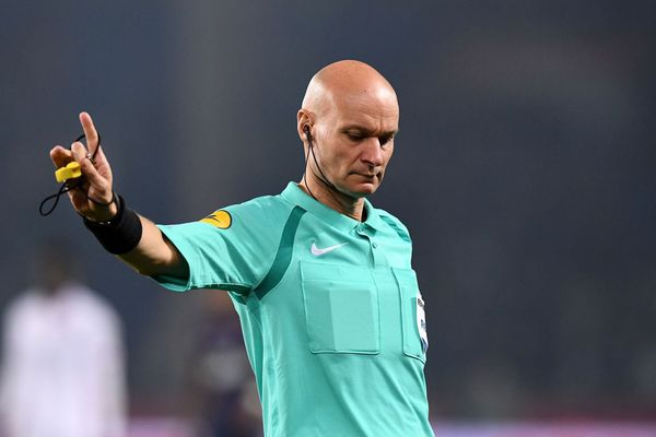 L'ancien arbitre de Ligue 1 Tony Chapron égratine le football corse dans une interview au journal L'Equipe