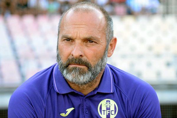 Pascal Dupraz, l'emblématique entraîneur du TFC