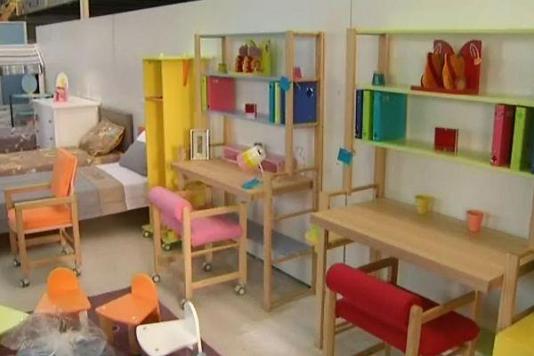 Le mobilier Vibel propose des meubles pour enfants