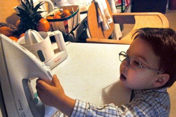 9 parents sur 10 disent avoir déjà eu un comportement à risque en présence de leur enfant.