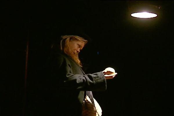 """""""Un cirque plus juste"""", un des précédents spectacles de Jani Nuutinen"""