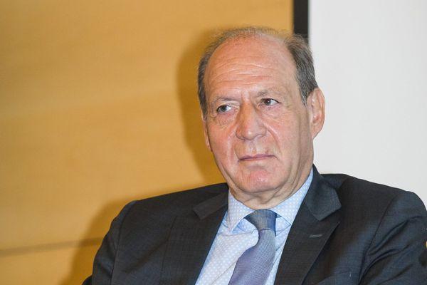 Jean-Jacques Bridey, député-maire PS de Fresnes.