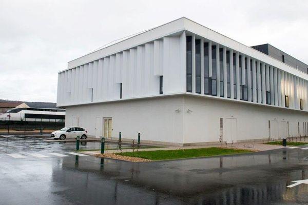 Le poste de commandement centralisé de Pagny-sur-Moselle a été modernisé.