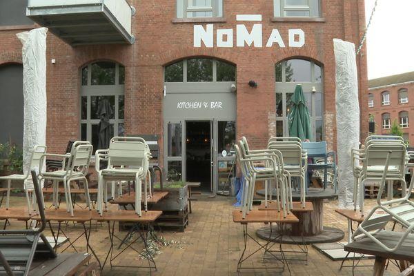 Au NoMad, situé dans le quartier de la Fonderie à Mulhouse, 50% des places pourront être réservées, les tables restantes seront dédiées aux clients qui viennent spontanément.