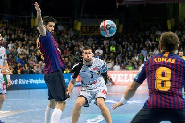 À Barcelone, les joueurs de Thierry Anti avaient à coeur de montrer une autre image que celle du match aller, où ils avaient enregistré une défaite par 7 buts d'écart.