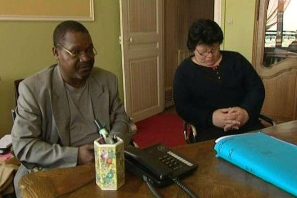 Les parents d'Aurélie Didi