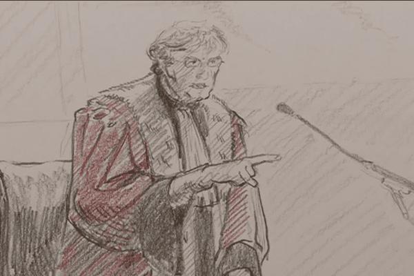 Assises : procès Richard-Zigler.