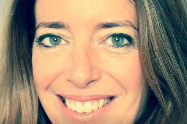 Cathy Racon-Bouzon, candidate LREM dans la 5e circonscription des Bouches-du-Rhône, à Marseille