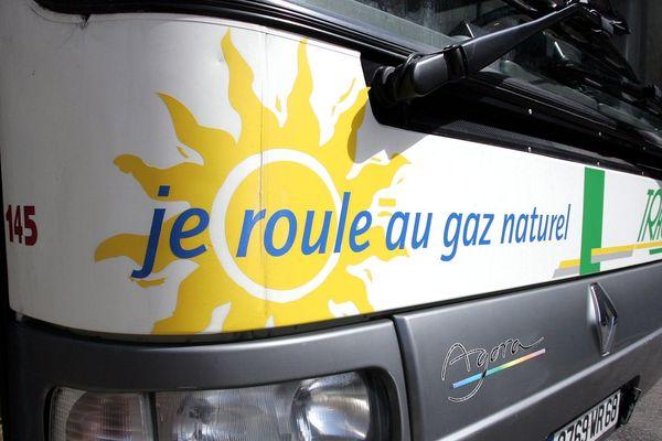 Megève veut devenir la première station à rouler uniquement au gaz naturel. Photo d'illustration.