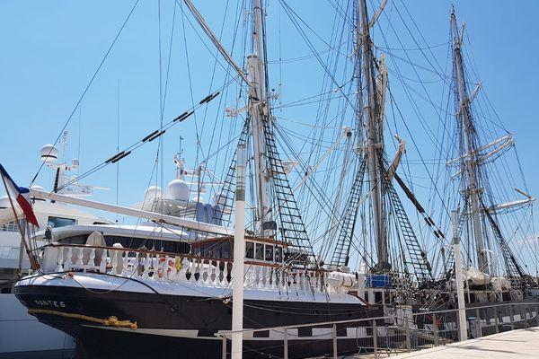 Les activités de la Fondation Belem repartent en juin et juillet à Cannes et La Rochelle et le Belem reprendra la mer à compter de fin juillet