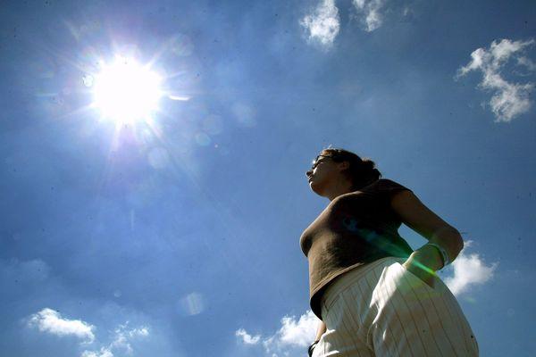 Mercredi devrait être la journée la plus chaude, avec 36 degrés attendus localement.