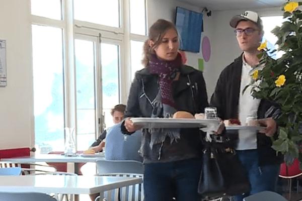Les étudiants de l'université de Corte peuvent déjà profiter régulièrement des produits corses dans leur assiette