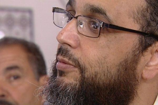Mohamed Khattabi en octobre 2012