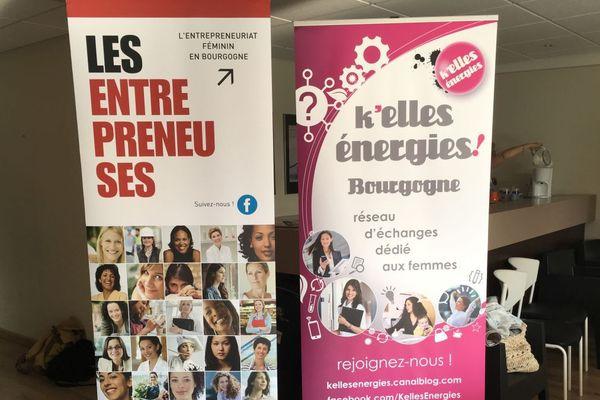 K'Elles Energies à Dijon : activités et événements autour de l'entrepreneuriat féminin.