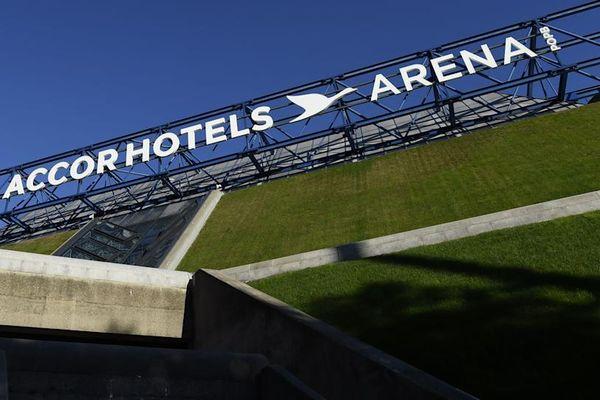 L'AccorHotels Arena à Paris - Miguel Medina / AFP