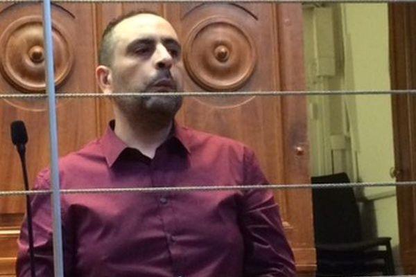 L'accusé Kamel Bousselat au dernier jour de son procès devant les assises du Gard à Nîmes - 15 juin 2016