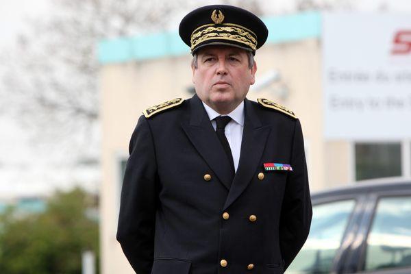 Jean-Michel Drevet en 2011
