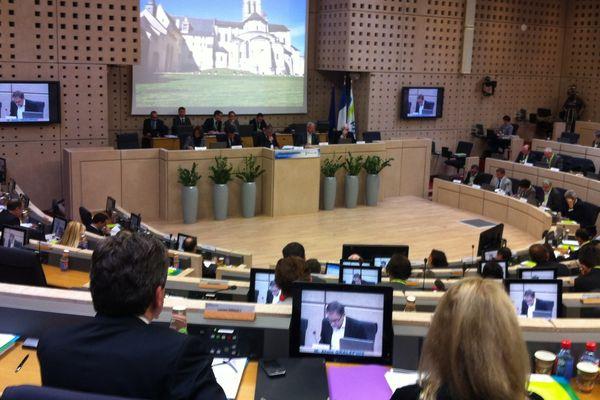 Le Conseil régional débat de l'avenir de la régionale des Pays de la Loire le 13 mai 2014