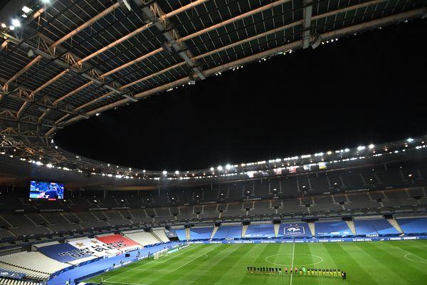 Le Stade de France accueillera 5 000 personnes le 8 juin prochain pour France-Bulgarie