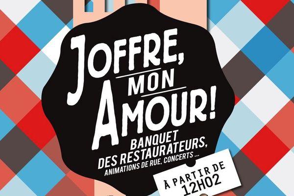 Joffre, mon amour, un banquet façon food court à Nantes le 6 juillet 2019
