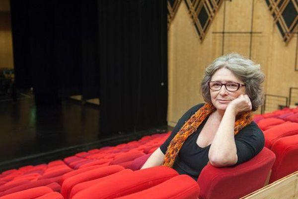 Valérie Daveneau est directrice du Domaine d'O à Montpellier