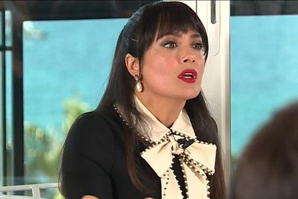 Salma Hayek au Festival de Cannes 2017