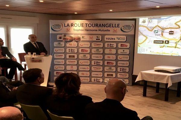 Le parcours 2019 de La Roue Tourangelle dévoilé.