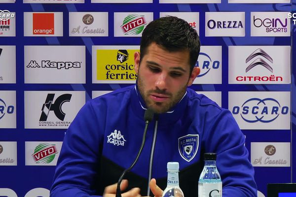 Gilles Cioni, le capitaine du Sporting