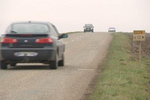 Le nombre de morts sur les routes a reculé de 11% l'année dernière, mais le gouvernement a décidé d'accélérer le mouvement.