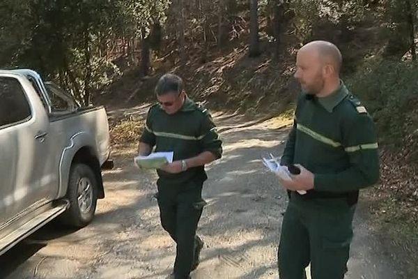 Une trentaine d'agents ONF assermentés verbalisent automobilistes et randonneurs dans les forêts lozériennes.