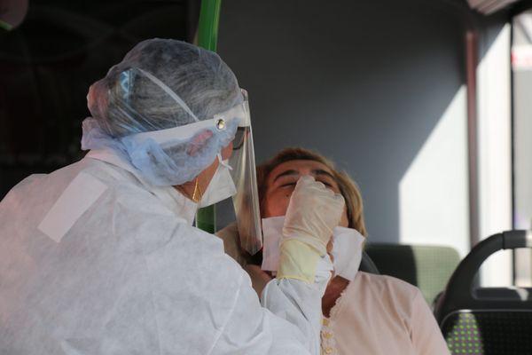 Plus de 5 000 tests ont été réalisés entre le 4 et 10 juillet dans le Montargois.