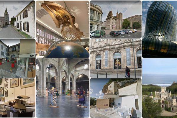 Avez-vous visité ou connaissez-vous ces grands sites culturels de notre région ?