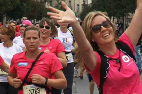 """La 8e édition de la course caritative """"La Montpellier Reine"""" a attiré plus de 8000 personnes et récolté 80.000 euros."""
