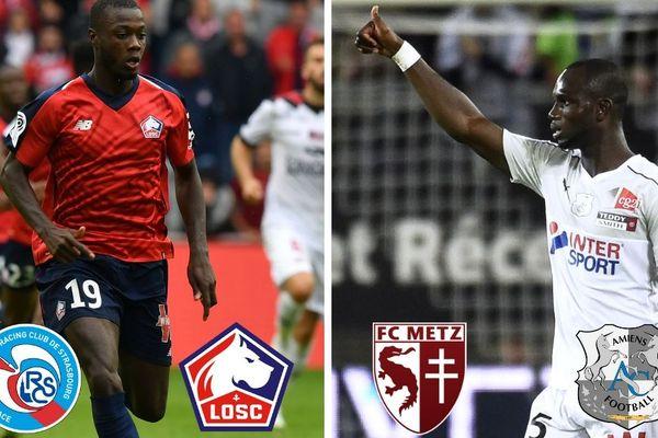 Nicolas Pepe et les dogues se déplaceront à Guingamp pour les 16e de finale de la Coupe de la Ligue. Moussa Konaté et les Amiénois recevront quant à eux Troyes.