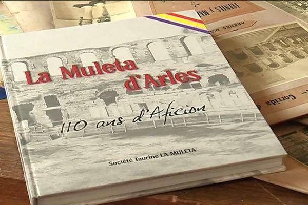 A l'occasion des 110 ans de la société Taurine, un livre vient d'être édité qui reprend toiutes les archives que possède l'association.