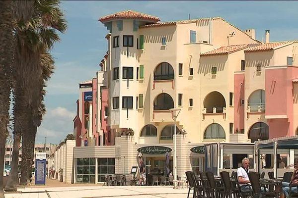 Port Leucate fait partie des stations balnéaires créées de toutes pièces dans le cadre du projet Racine.