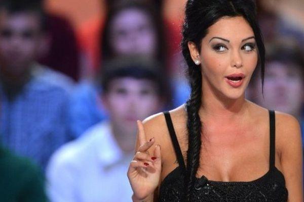 L'ex star de la télé-réalité Nabilla Benattia.