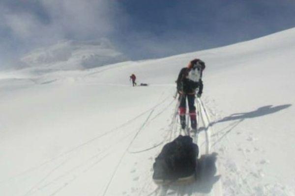 La société équipera le PGHM pour sa prochaine expédition dans les Andes