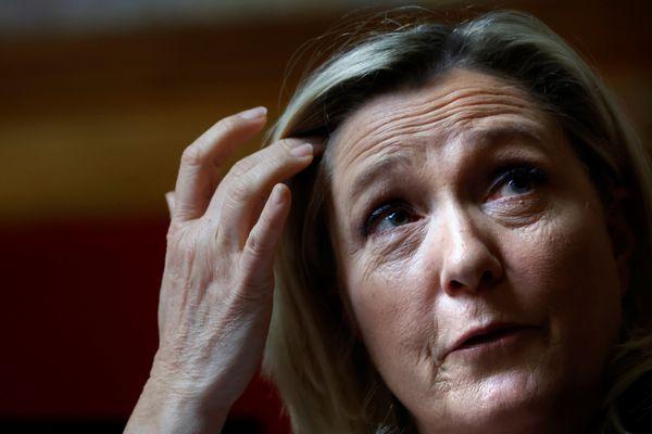 Le Rassemblement national, parti tenu par Marine Le Pen est accusé d'être proche de la cessation de paiement par un ancien membre, André Murawski, actuel conseiller régional des Haut-de-France.