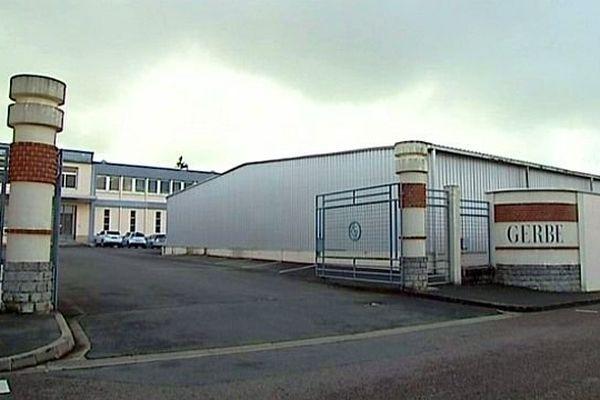 La manufacture Gerbe, une entreprise bien connue de Saint-Vallier