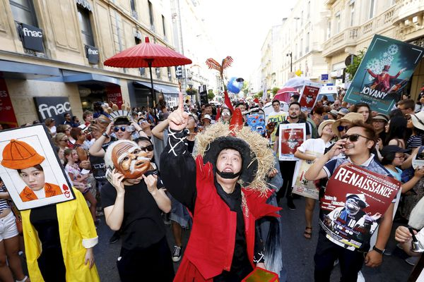 Les professionnels du théâtre, habitués du Festival Off d'Avignon, prévoient et dénoncent un naufrage pour l'édition 2021