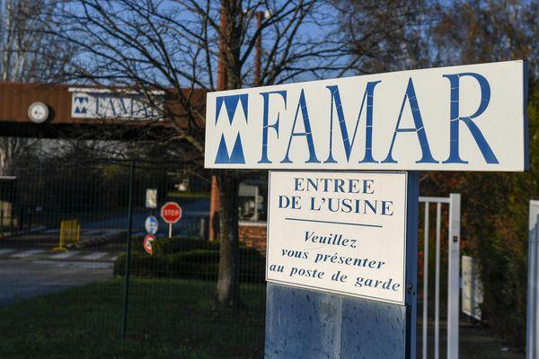 Le site pharmaceutique Famar près de Lyon, dernier fabricant français de chloroquine, est menacé de fermeture à brève échéance. Le repreneur Franck Supplisson propose de le relancer.