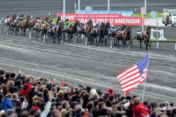 Le Grand Prix d'Amérique édition 2013