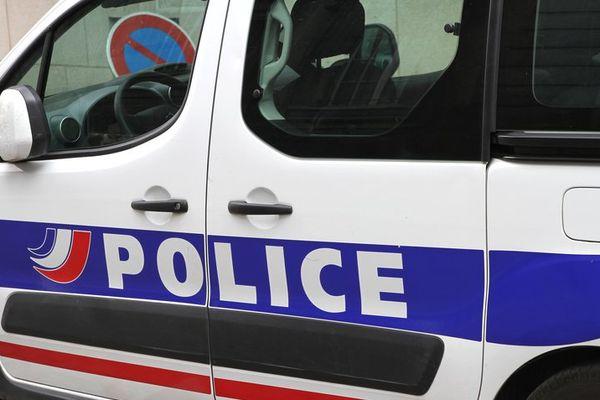 Illustration- Voiture de police