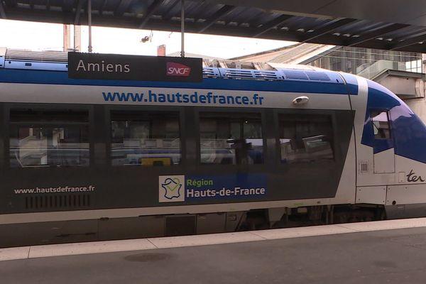 La circulation en gare d'Amiens sera adaptée les week-ends du 2, 9  et 16 novembre puis celui du 7 décembre.