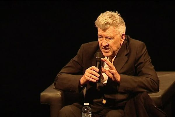 """David Lynch, invité en 2013 du Festival, vient donner sa """"leçon de cinéma"""""""