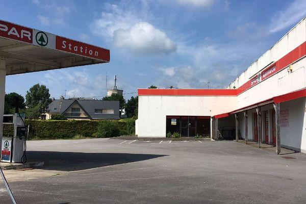 Exercice attentat dans un supermarché à Elliant (29)